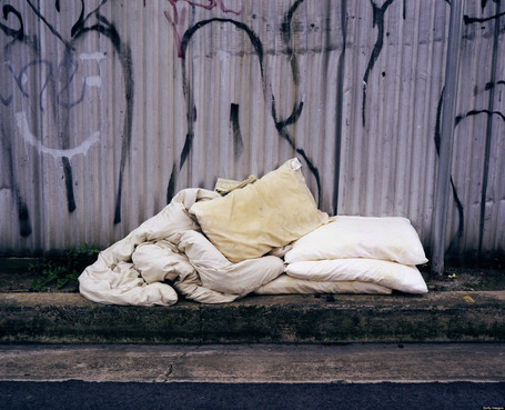 New Legislation 'Could Make Homelessness A Crime' | Policing news | Scoop.it