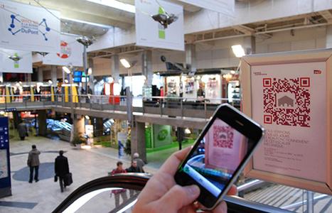 Libros electrónicos en la estación Paris-Montparnasse | Noticias y comentarios de actualidad. Documenta 38 | Scoop.it