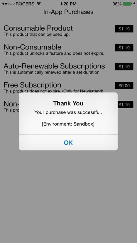 Tutorial: In-App Purchases (IAP) in Swift - iOS Life | iOS Dev Central | Scoop.it