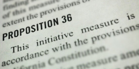 Violation Of Proposition 36 Leads To New State Court Ruling | What Every Drug User and Drinker Should Know About Law | Scoop.it