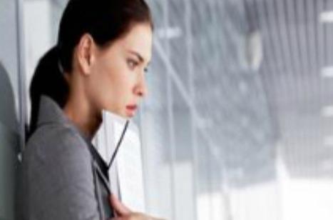 Excederse en sitio de trabajo provoca ansiedad - Portal | Miedos | Scoop.it