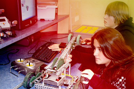 Innovation Update: 3-D Digital Technology Finds Its Place in the Classroom ... - TakePart | Innovation EN | Scoop.it