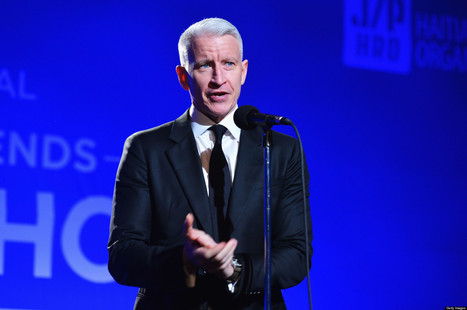 Anderson Cooper: 'Being Gay Is A Blessing' | LGBT Times | Scoop.it