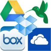 5 Best Cloud Storage Android Apps | e-production | Scoop.it