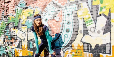 Fitness Clothing: We Review And Interview The Brains Behind Style-Driven ... - Huffington Post UK | Fashion VS Sport | Scoop.it