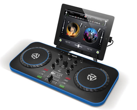 iDJ Live II Controller Launches At NAMM | All Geeks | Scoop.it