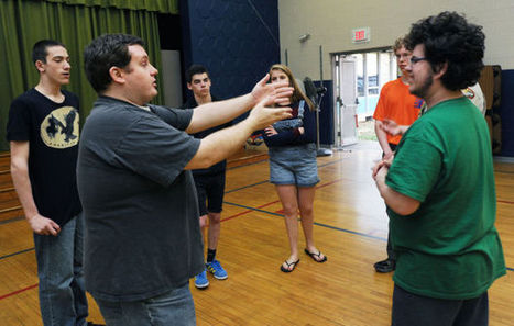 Teens combine autism and the arts - Carlisle Sentinel | IPad Applications for The Autism Community | Scoop.it
