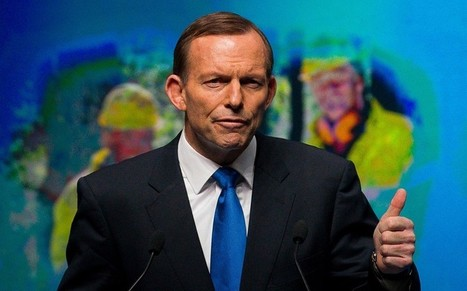 Australia abandons disastrous green tax on emissions - Telegraph | OHS and Enviromental Science | Scoop.it