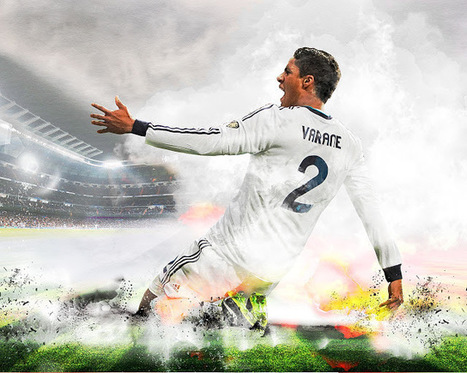 New Varane wallpaper HD real madrid 2013 - 2014 | FULL HD (High Definition) Wallpapers, Pictures For Desktop & Backgrounds | Real Madrid WALLPAPERS, PICTURES FOR DESKTOP & BACKGROUNDS | Scoop.it