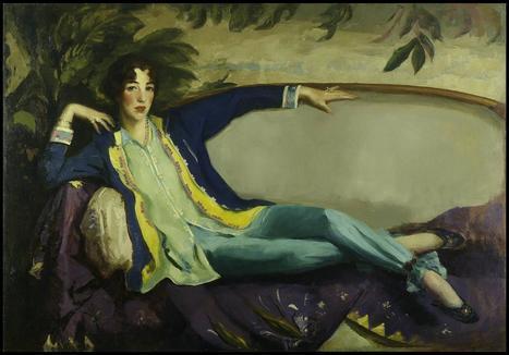 Une femme à l'origine du Whitney Museum of American Art   Art, Culture et Société   Scoop.it