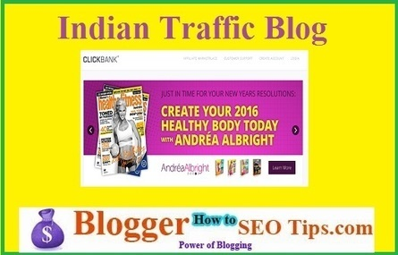 ClickBank Affiliate Network for Indian Blog Publishers | Blogger SEO Tips and Tricks | Scoop.it