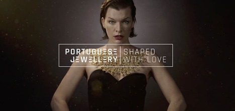 AORP / PORTUGUESE JEWELLERY CAMPAIGN STARRING MILLA JOVOVICH  - Arc Street Journal | FASHION | Scoop.it