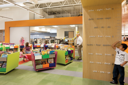 How To Design Library Space with Kids in Mind | Library by Design | All things library coloured. | Scoop.it