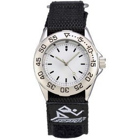 Matsuda Athletic Watch Nylon Strap Black - Ladies | Top quality watches | Scoop.it