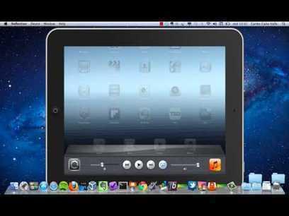 » iPad + Reflection, una asombrosa combinación para presentar de un modo totalmente distinto Presentástico | Las Tabletas en Educación | Scoop.it