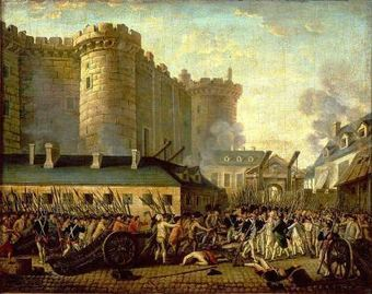 The Bastille Might be the Symbol, but it Wasn't the Beginning … or ... | French Revolution | Scoop.it