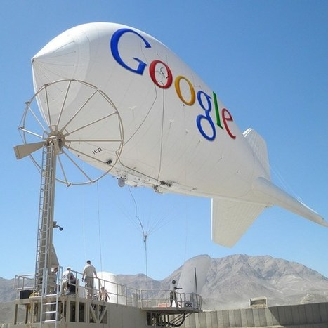 Google blimps will carry wireless signal across Africa (Wired UK) | WIFI | Scoop.it
