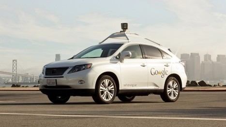Les voitures autonomes respectent-elles trop le code de la route ?   le blog auto   Prévention et Signalisation Routière   Scoop.it