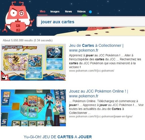 Kiddle : le moteur de recherche pour enfants qui se sert de Google Search - Arobasenet.com | TIC et TICE mais... en français | Scoop.it
