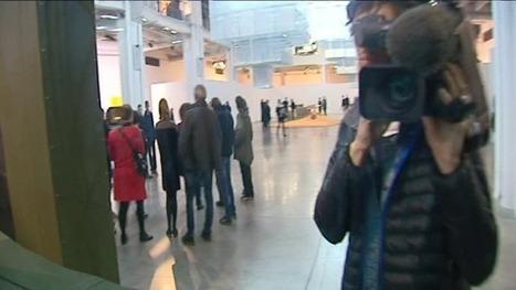 Lyon: J-8 avant que l'édition 2015 de la biennale d'art contemporain ne ferme ses portes - France 3 Rhône-Alpes   Le Mac LYON dans la presse   Scoop.it