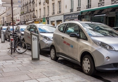 Transport sharing boosts health, wealth and climate | Paul Brown | Climate News Network | @The Convergence of ICT & Distributed Renewable Energy | Scoop.it