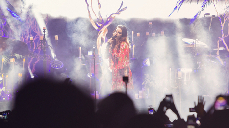 8 Things That Only Happen at a Lana Del Rey Concert - Entertainment Tonight | Lana Del Rey - Lizzy Grant | Scoop.it