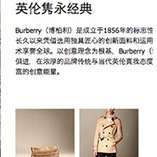 Burberry, Louis Vuitton, Gucci make top 10 in L2 China study - Luxury Daily - Research   Luxury   Scoop.it