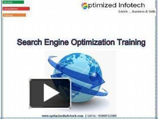 SEO (Search Engine Optimization) Training Institute in Pune | SEO by WebDesy.com | Scoop.it