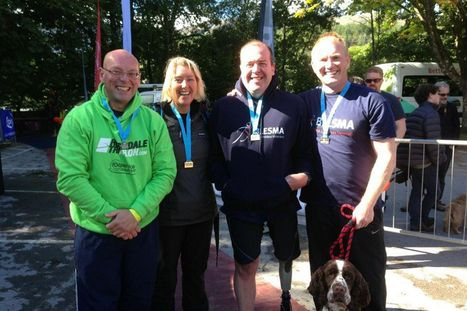 Amputee's English Channel swim - Rossendale Free Press | Accessibility by Sirus Automotive -Wheelchair Accessible Vehicles | Scoop.it