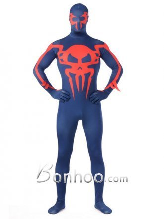 New Red And Navy Unisex Zentai Spiderman Costume [201b020] - $60.00 : Shopping Cheap Dresses,Costumes,Quality products from China Best Online Wholesale Store | Cool Spiderman Costumes | Scoop.it