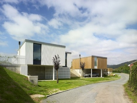 Seven Modular Housing in Covas / Salgado e Liñares Architects | Digital-News on Scoop.it today | Scoop.it