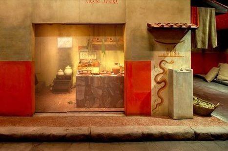 Restaurantes en la Antigua Roma, por Maribel Bofill. | LVDVS CHIRONIS 3.0 | Scoop.it