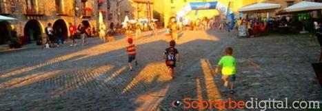 La Plaza Mayor de Aínsa regresará a 1423, año clave en la historia económica de la villa | Christian Portello | Scoop.it