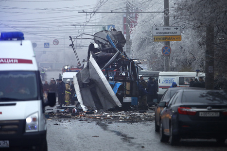 Russia bombings highlight terror threat ahead of Sochi Games - CBS News | Gaming | Scoop.it