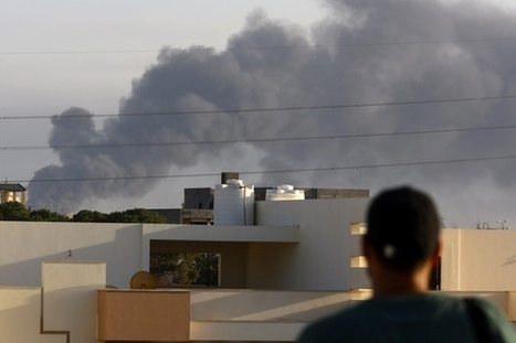 Why doesn't Cameron care about Libya? - Spectator.co.uk (blog) | Saif al Islam | Scoop.it