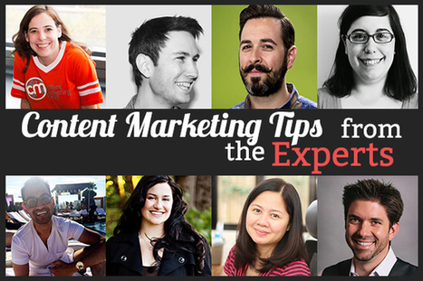 8 Expert Advice on Building an Effective Content Marketing Campaign | Google Plus and Social SEO | Scoop.it
