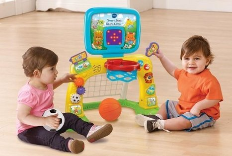 Vtech Smart Shots Sports Center For Toddlers | The Most Wanted Toys | Scoop.it