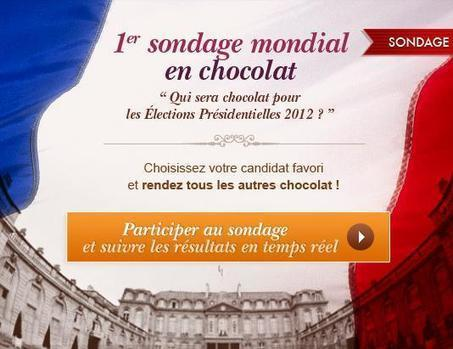 Pour Pâques, participez au 1er sondage Chocolat du monde ! | agro-media.fr | Actualité de l'Industrie Agroalimentaire | agro-media.fr | Scoop.it