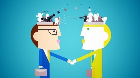 #RRHH La elección de la táctica adecuada  a la hora de negociar   #HR #RRHH Making love and making personal #branding #leadership   Scoop.it