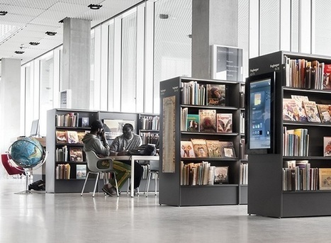 Despite Digital Revolution, Libraries Booming in Europe - Handelsblatt Global Edition | Library Corner | Scoop.it