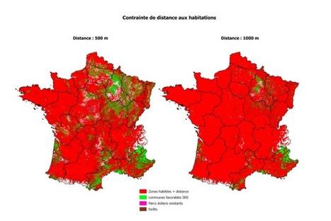 Multiplier par deux la distance entre éoliennes et habitations, c'est mettre un coup d'arrêt à la transition énergétique en France.   France Energie Eolienne   Scoop.it