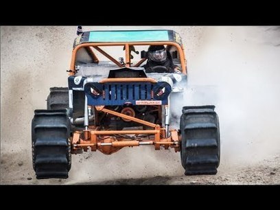 ▶ Formula Offroad EXTREME HILL CLIMB - Skien FULL MOVIE! - YouTube | Heron | Scoop.it