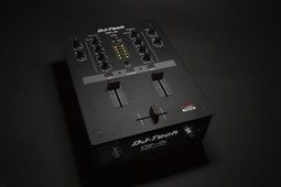 NAMM 2013 EXCLUSIVE: DJ Tech DIF-1S Scratch Mixer promo - DJWORX | DJing | Scoop.it