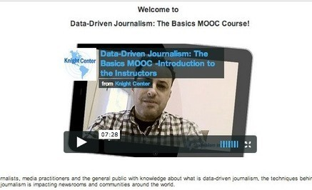 Teaching a Journalism MOOC: 5 Tips and Techniques - PBS MediaShift | Open Education | Scoop.it