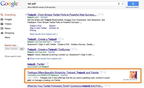 BREAKING: Google+ Profile Images Now Appearing Beside Search Listings | Researching Google Plus | Scoop.it