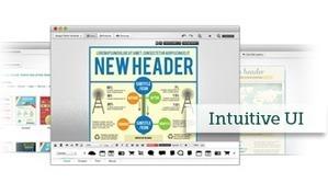 Piktochart App : Make Information Beautiful | Herramientas docentes | Scoop.it