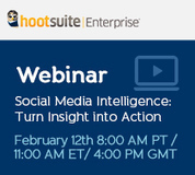 Social Media Intelligence: Turn Insight into Action | Social Intelligence revolution | Scoop.it