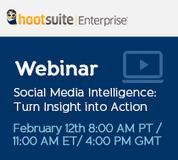 Social Media Intelligence: Turn Insight into Action | Social Intelligence revolution | Scoop.it