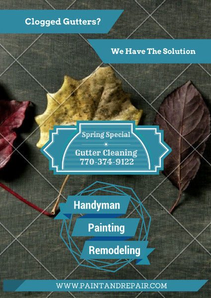 Cleaning Gutters & Downspouts - Popovich Paint and Repair | Gutter Repair System | Scoop.it