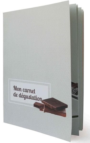 Carnet de dégustation de chocolat noir ETHIQUABLE | ETHIQUABLE | Scoop.it